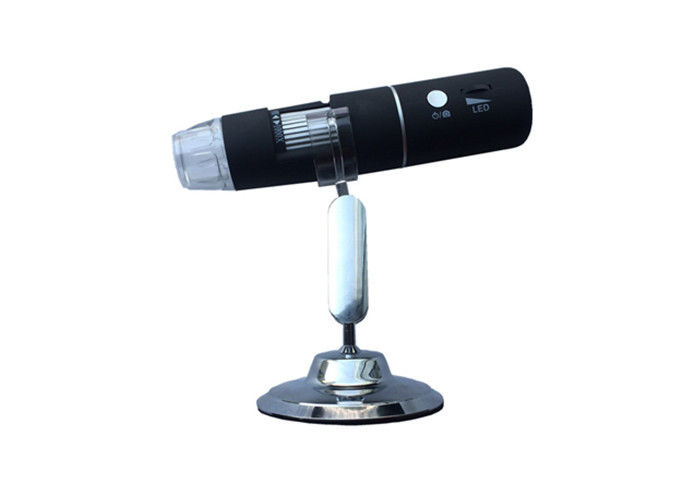 Wireless Digital Microscope Dermatoscope Skin And Hair Scanner For Android And IOS Software