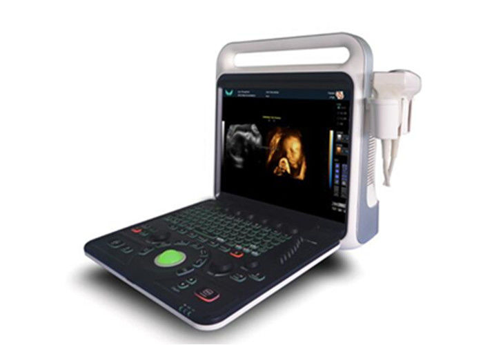 15 Inches Color Doppler Machine High Resolution LCD Screen Laptop Model