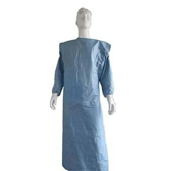 Biodegradable Fabric Surgical Consumables Disposable Hospital Gowns