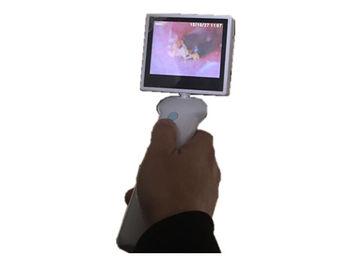 Videootoscope-HNOkamera mit 3,5 Zoll-LCD-Bildschirm-Digital für Ohr-Nasen-Kehle mit Lithium-Batterie